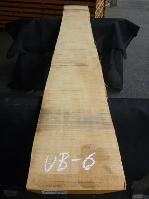 バスウッド 両耳付き 板目 UB-6