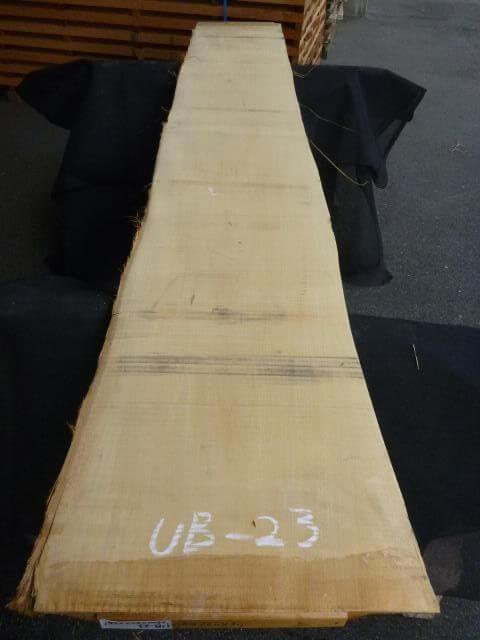 バスウッド 両耳付き 板目 UB-23
