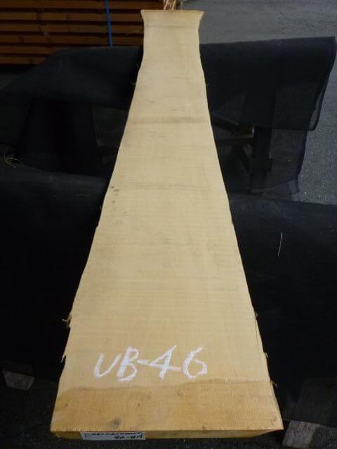 バスウッド 両耳付き 板目 UB-46