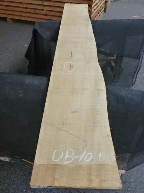 バスウッド 両耳付き 板目 UB-101