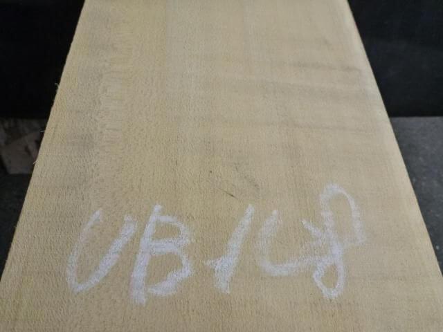 バスウッド 片耳付き 柾目 UB-108