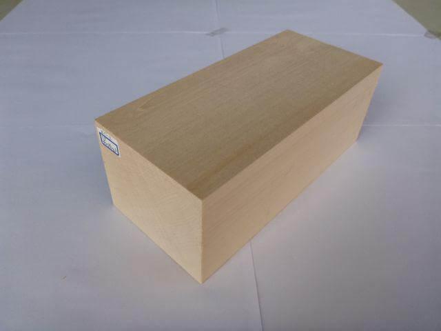 バードカービング 彫刻用 シナ材 BC-3