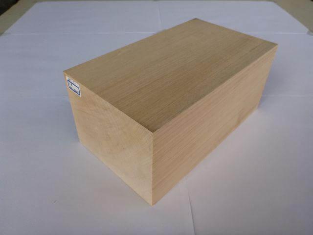 バードカービング 彫刻用 シナ材 BC-5