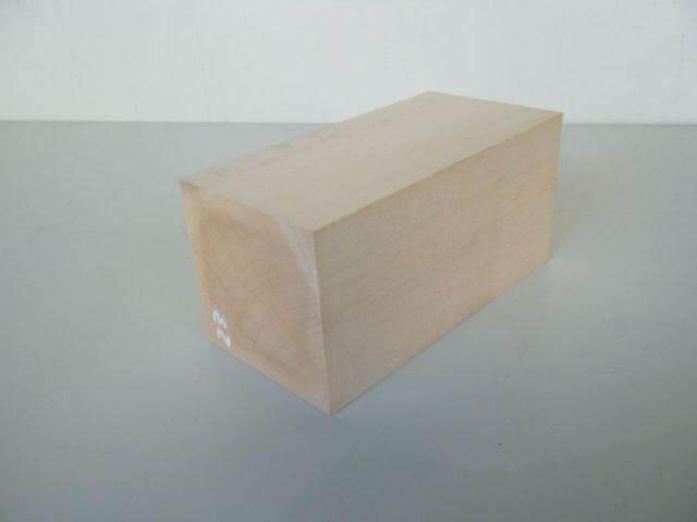 バードカービング 彫刻用 シナ材 BC-7