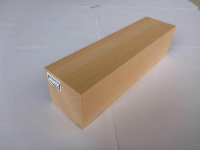 バードカービング 彫刻用 シナ材 BC-27