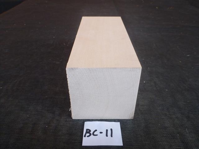 バードカービング 彫刻用 バスウッド材