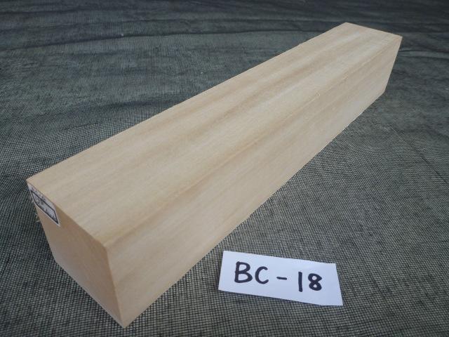 バードカービング 彫刻用 シナ材