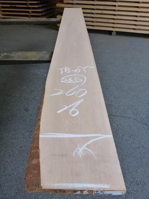 ヨーロッパビーチ 板 プレナー仕上げ YB-85