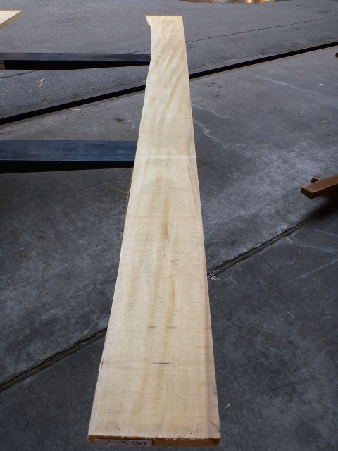 バスウッド 30ミリ 板目・柾目