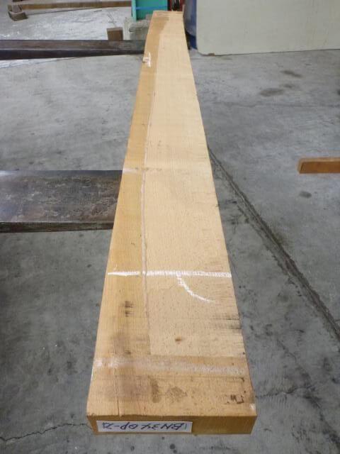 ブナ 35ミリ 平板 柾目 自家工場製材