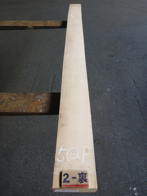 ブナ 45ミリ 平板 柾目 自家工場製材