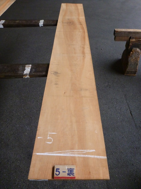 カツラ 13ミリ 板目板