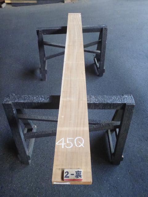 カツラ 45ミリ 柾目板