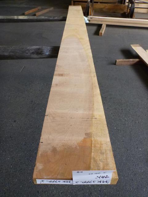 マカバ 27ミリ ラフ材 平板 板目