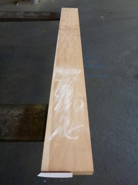 マカバ 30ミリ 60番サンダー仕上げ 平板 板目柾目込み