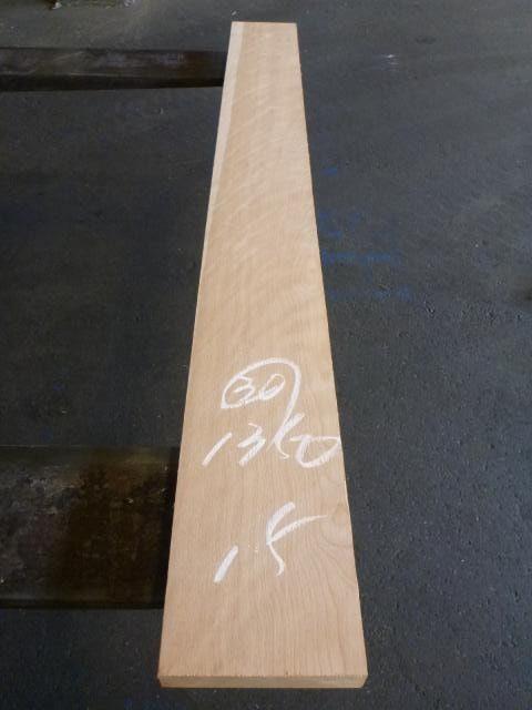 マカバ30ミリ 60番サンダー仕上げ 平板 板目柾目