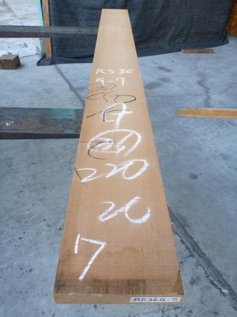 米スギ 36ミリ