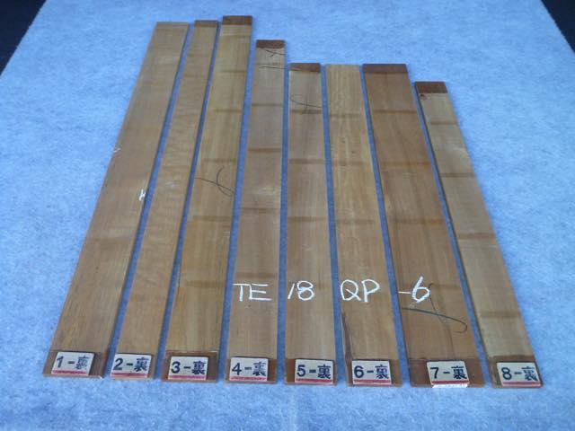 チーク 18ミリ 薄板