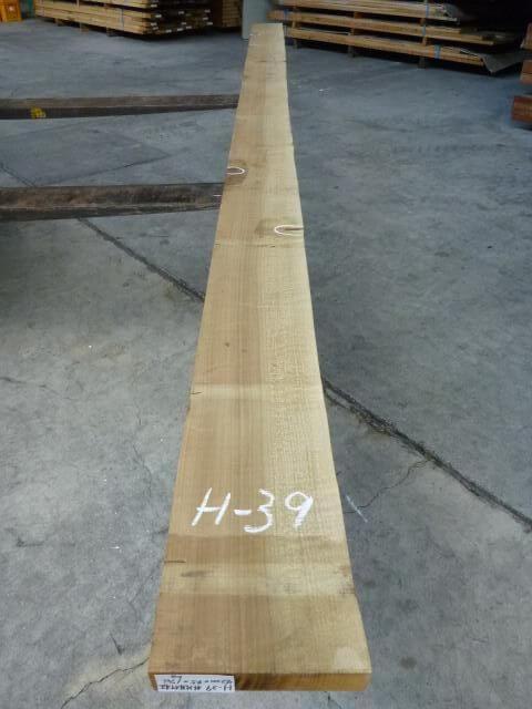 ホオ 片耳付 H-39