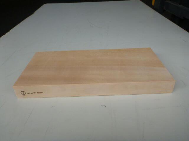 イチョウ まな板 Bグレード ITM-7