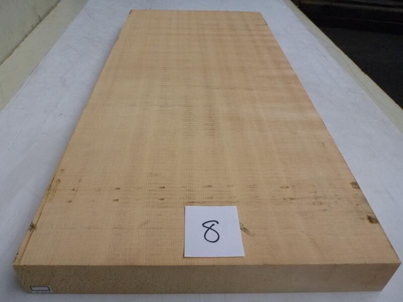 スプルース 俎板 SPCB-8