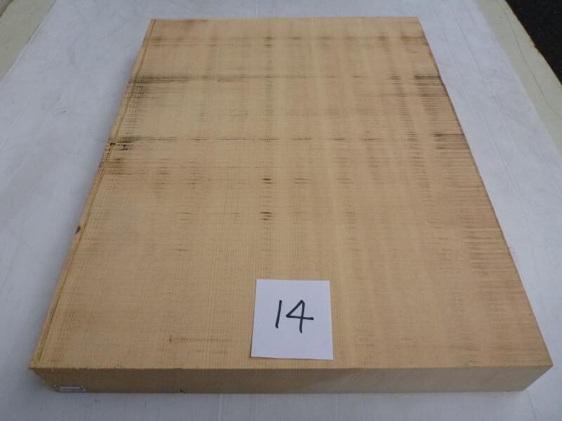 スプルース 俎板 SPCB-14