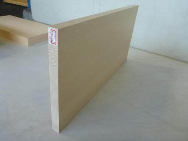 スプルース まな板 弊社グレードAA SPCBR-3