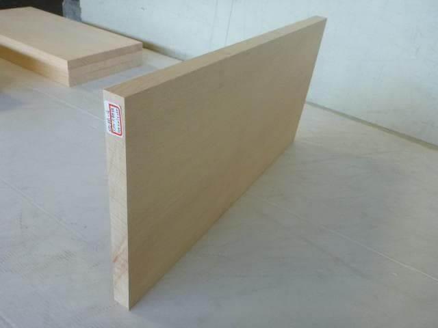 スプルース まな板 弊社グレードA SPCBR-4