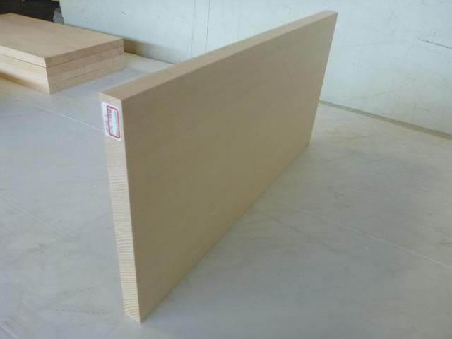 スプルース まな板 弊社グレードA SPCBR-5