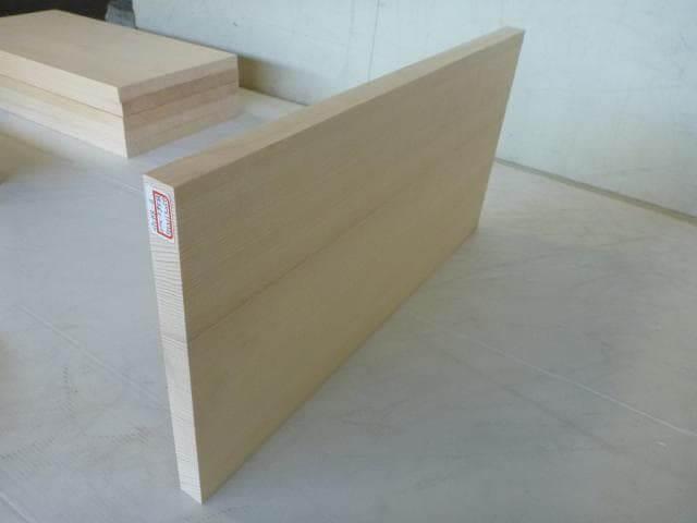 スプルース まな板 弊社グレードA SPCBR-6