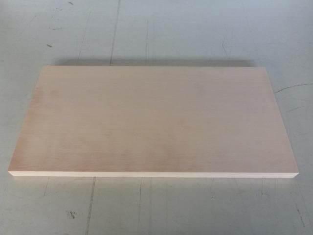 スプルース まな板 弊社グレードA SPCBR-12