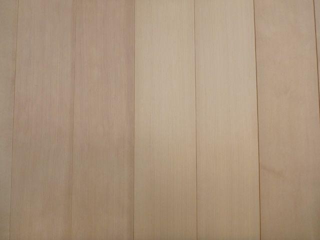 スプルース サウナ用板材 120mm幅 日本製・自社工場製材 オーダー品