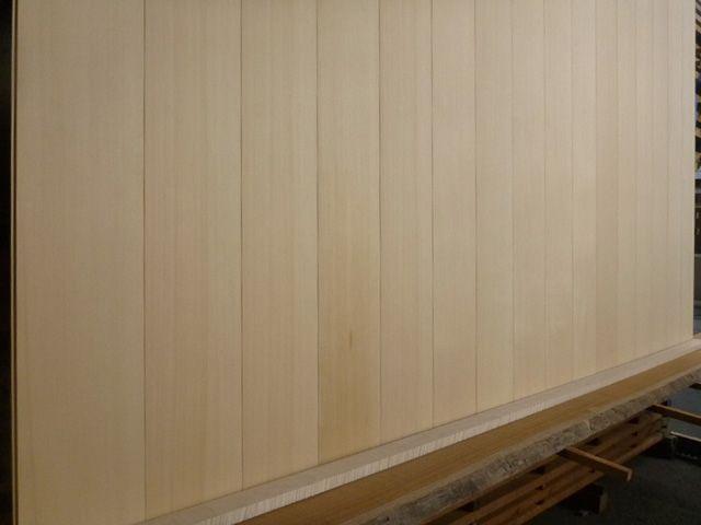 米ヒバ 羽目板 180mm幅 壁板 オーダー品