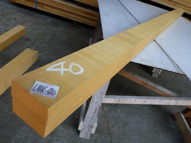 バスウッド 角材 UBK-40