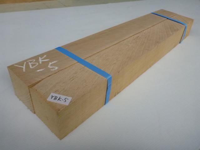 ヨーロッパビーチ 角材 ノンスチーム乾燥 ラフ材 YBK-5