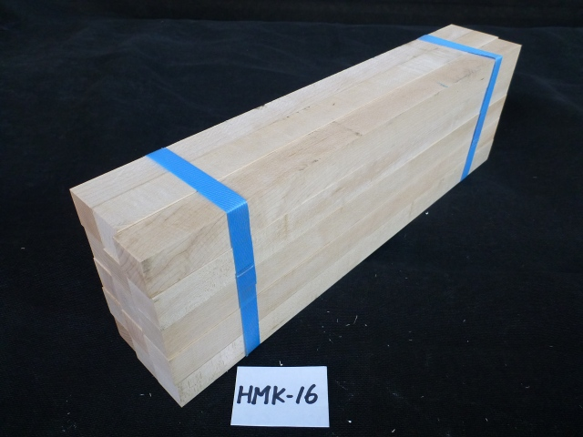 ハードメープル 角材