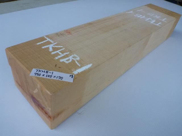 木曽檜 厚盤 TKHK-1