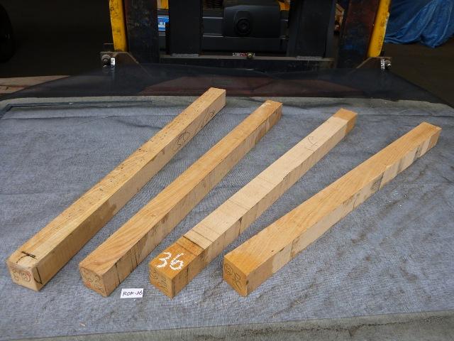 レッドオーク 角材 ROK-36