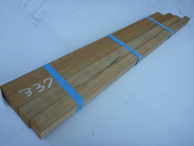 チーク 角材 TEAK-337