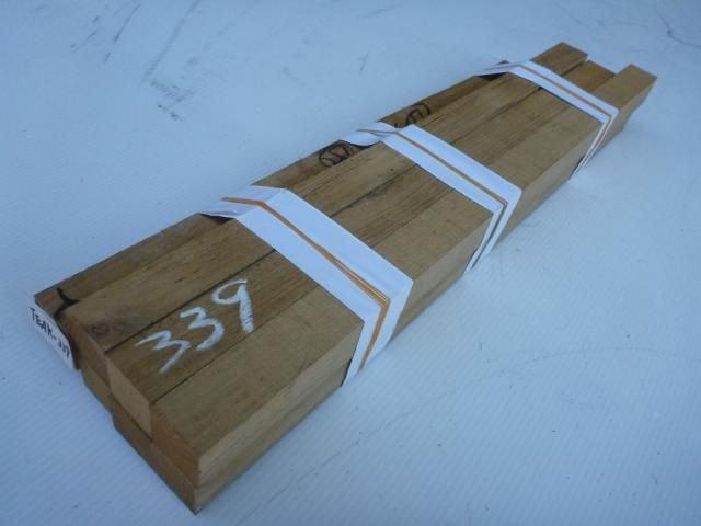 チーク 角材 TEAK-339