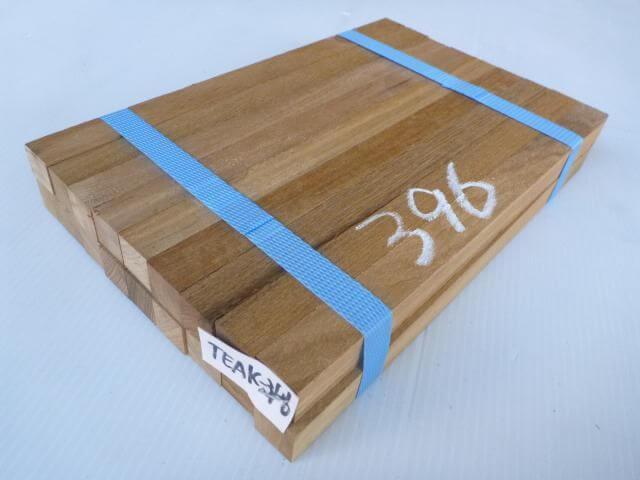 チーク 角材 TEAK-396