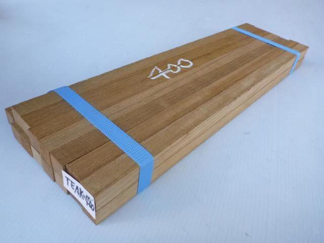 チーク 角材 TEAK-400