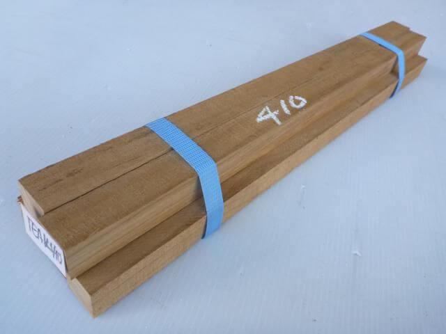 チーク 角材 TEAK-410