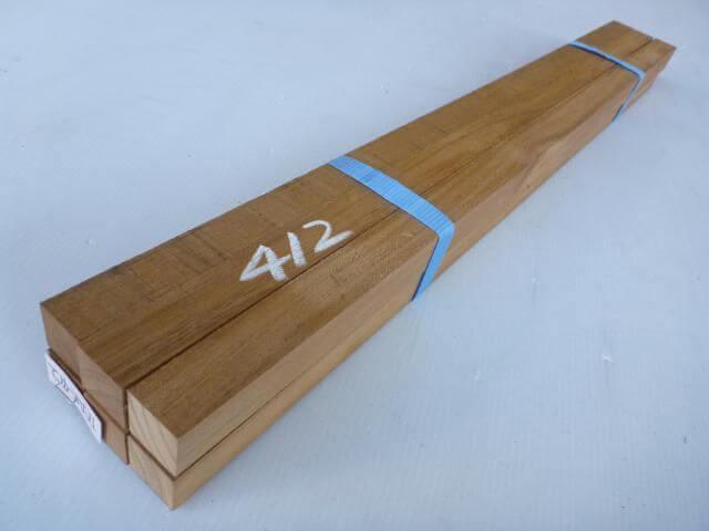 チーク 角材 TEAK-412