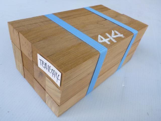 チーク 角材 TEAK-414