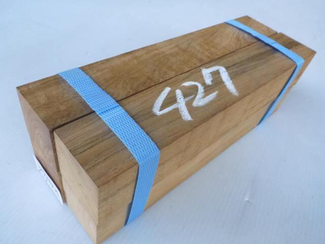チーク 角材 TEAK-427