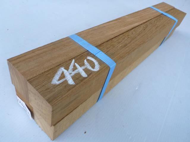 チーク 角材 TEAK-440