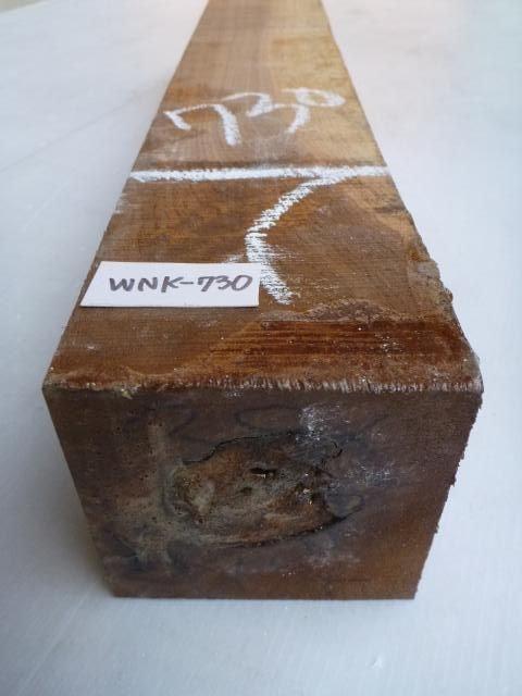ブラック ウォールナット 角材 WNK-730