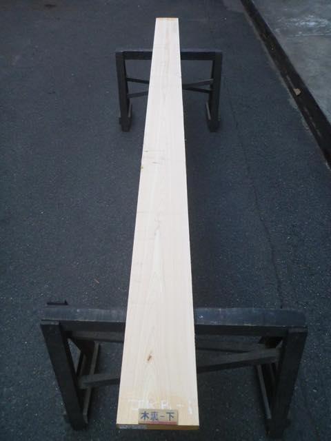 ヒノキ(人工) 一枚板・厚盤