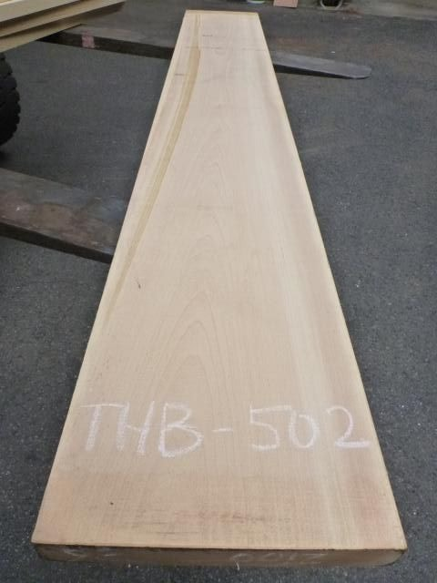 岐阜県産ヒノキ 一枚板・厚盤 THB-502